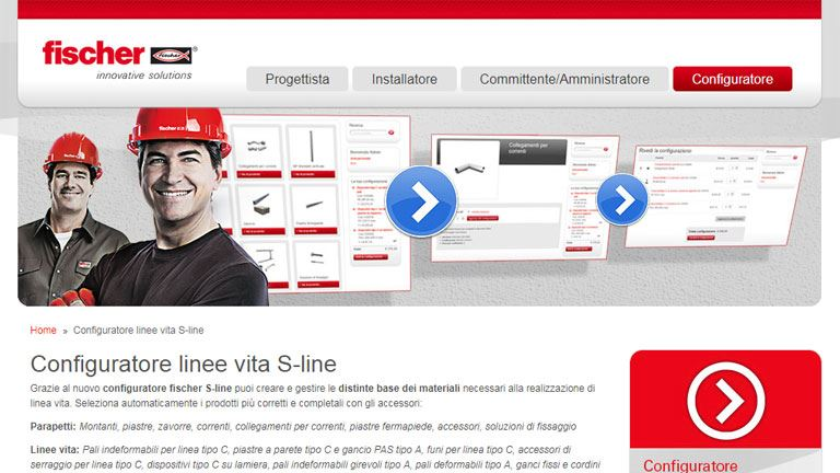 Software Linee Vita fischer