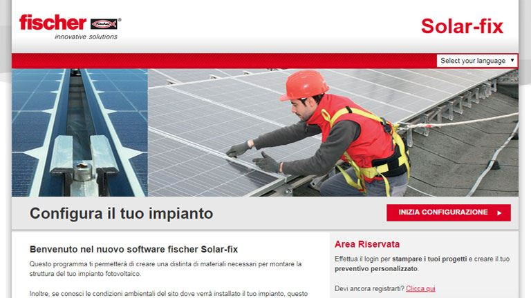 Software Solar-fix